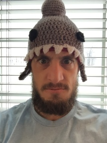Shark Hat!